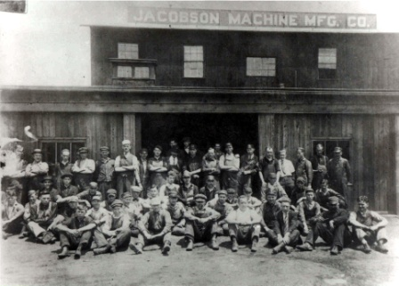Jacobson Factory