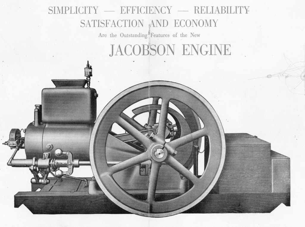 Jacobson Engine